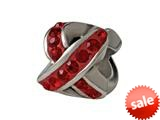 SilveRado™ BM034-6 Bling-Ribbon Red style: BM034-6