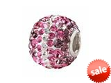 SilveRado™ BMT005-1 Bling-Pink and White Center style: BMT005-1