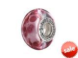 SilveRado™ CF02 Murano Glass Bohemian Rhapsody Pandora Compatible Bead / Charm style: CF02