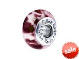 SilveRado™ F02 Murano Glass Serenade Bead / Charm style: F02
