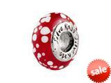 SilveRado™ FF05 Murano Glass Desire Pandora Compatible Bead / Charm style: FF05