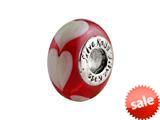 SilveRado™ HF09 Murano Glass Princess Lene Pandora Compatible Bead / Charm style: HF09