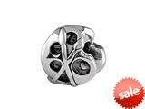 SilveRado™ MAU019 Sterling Silver Art Pallette Bead / Charm style: MAU019