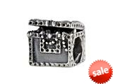 SilveRado™ MAU028 Sterling Silver Treasure Chest Pandora Compatible Bead / Charm style: MAU028