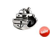 SilveRado™ MAU037 Sterling Silver Cruise Ship Bead / Charm style: MAU037