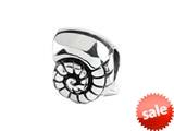 SilveRado™ MCB004 Sterling Silver Seashell #2 style: MCB004