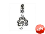 SilveRado™ MIB076 Sterling Silver Dangle Tree of Life Bead / Charm