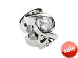 SilveRado™ MS050-5CZ Sterling Silver Select Stone-Cubic Zirco style: MS050-5CZ
