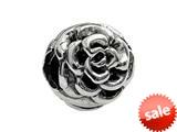 SilveRado™ MS079 Sterling Silver Big Blossom Bead / Charm style: MS079