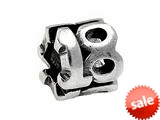 SilveRado™ MS177 Sterling Silver 18 Pandora Compatible Bead / Charm style: MS177