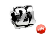 SilveRado™ MS178 Sterling Silver 21 Bead / Charm style: MS178