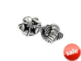 SilveRado™ MS224 Sterling Silver Lobster Bead / Charm style: MS224