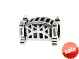 SilveRado™ MS255 Sterling Silver Harbour Bridge Bead / Charm style: MS255