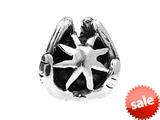 SilveRado™ MS265 Sterling Silver Sun in Hands Bead / Charm