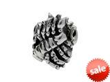 SilveRado™ MS282 Sterling Silver Zodiac Scorpio Bead / Charm style: MS282