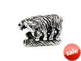 SilveRado™ MS293 Sterling Silver Zodiac Capricorn Pandora Compatible Bead / Charm style: MS293