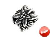 SilveRado™ MS369 Sterling Silver Lillium Bead / Charm style: MS369