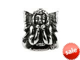SilveRado™ MS526 Sterling Silver Fairy and Witch Bead / Charm style: MS526