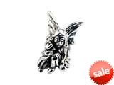 SilveRado™ MS550 Sterling Silver Fairy Pandora Compatible Bead / Charm style: MS550