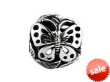 SilveRado™ MS601 Sterling Silver Focal Butterfly #1 Bead / Charm style: MS601