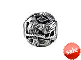 SilveRado™ MS614 Sterling Silver Focal Bird #6 Bead / Charm style: MS614