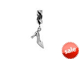 SilveRado™ MS627 Sterling Silver Dangle Little Princess Bead / Charm style: MS627