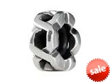 SilveRado™ MS806 Sterling Silver Stopper Chain Design Pandora Compatible Bead / Charm style: MS806