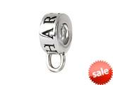SilveRado™ MUS020 Verado Sterling Silver Harmony Carrier Pandora Compatible Bead / Charm style: MUS020