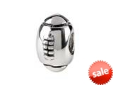 SilveRado™ MUS029 Sterling Silver Football