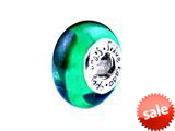SilveRado™ SA11 Murano Glass Perfect World Bead / Charm