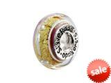 SilveRado™ SG16 Murano Glass Spell Bound Bead / Charm style: SG16