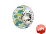 SilveRado™ SM01 Murano Glass Monet Pandora Compatible Bead / Charm style: SM01