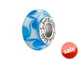 SilveRado™ SR10 Murano Glass Winds of Change Pandora Compatible Bead / Charm