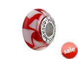 SilveRado™ SR11 Murano Glass Salsa Queen Bead / Charm style: SR11