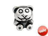 SilveRado™ SRK088 Sterling Silver Kidz Teddy Bear Bead / Charm style: SRK088
