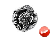 SilveRado™ Sterling Silver Underwater Bead / Charm style: SRM071