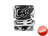 SilveRado™ SRM098 Sterling Silver Unisex Hope Bead / Charm style: SRM098