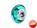 SilveRado™ SS07 Murano Glass Emerald Wrap Pandora Compatible Bead / Charm style: SS07