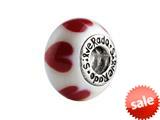 SilveRado™ SV01 Murano Glass My Valentine Bead / Charm style: SV01