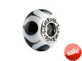SilveRado™ SV03 Murano Glass Hidden Temple Bead / Charm