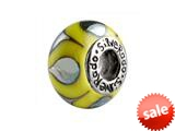 SilveRado™ SV04 Murano Glass Lady Luck Pandora Compatible Bead / Charm