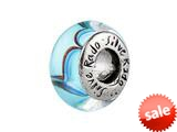 SilveRado™ SW03 Murano Glass Wind Song Bead / Charm style: SW03