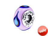 SilveRado™ SW13 Murano Glass Sea Nymph Bead / Charm style: SW13