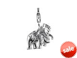 SilveRado™ VR015 Verado Sterling Silver Asian Trail Bead / Charm with Lobster Clasp