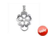 SilveRado™ VR104 Verado Sterling Silver Baby Bloom Carrier Bead / Charm style: VR104