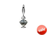 SilveRado™ VR170 Verado Sterling Silver Antique Perfume Bottle Pandora Compatible Bead / Charm