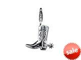SilveRado™ VR175 Verado Sterling Silver Carnival Bead / Charm style: VR175