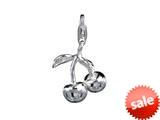 SilveRado™ VR222 Verado Sterling Silver Cherry Blossom Bead / Charm style: VR222