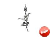 SilveRado™ VR227 Verado Sterling Silver Ballerina Click On Bead / Charm style: VR227