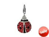 SilveRado™ VRB344 Verado Bling-Little Red Ladybug style: VRB344